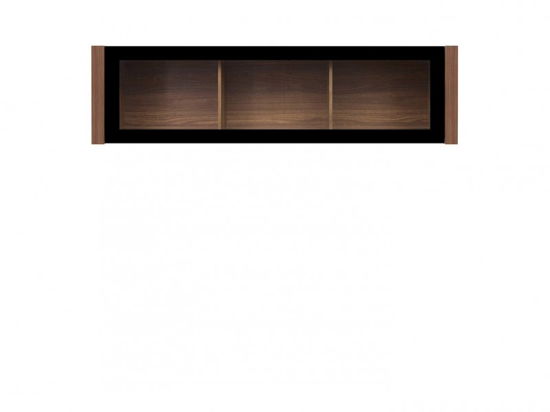 Venom -  Wall Mounted Glass Fronted Cabinet  (SFW1K)