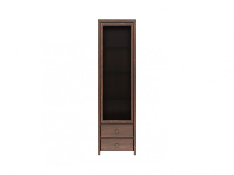 Kaspian II - Glass-Fronted Display Cabinet (REG1W2S)