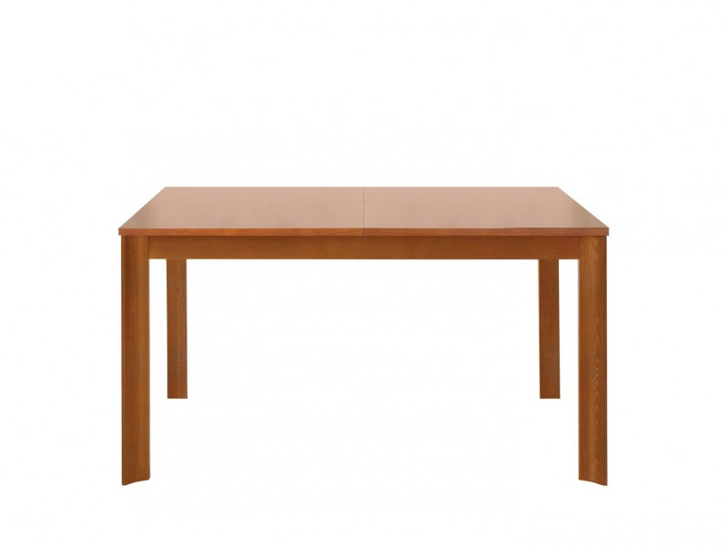 Extendable Dining Table Solid Wood Traditional Cherry finish - Alevil (STO/8/14)