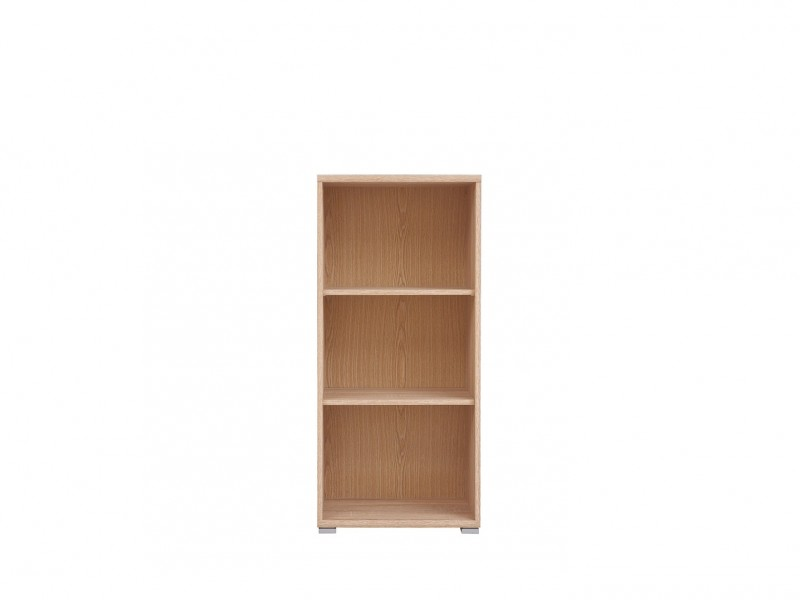Bookcase Shelf Cabinet - BRW OFFICE (REG/53/114)