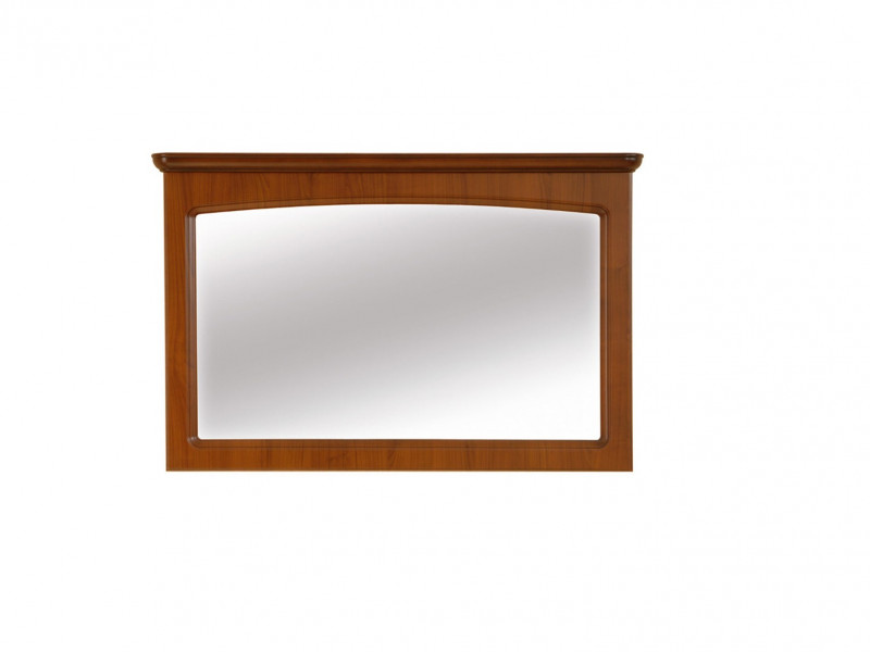 Wall Mirror Classic Style Traditional Living Room Furniture Cherry Finish - Natalia (LUS130)