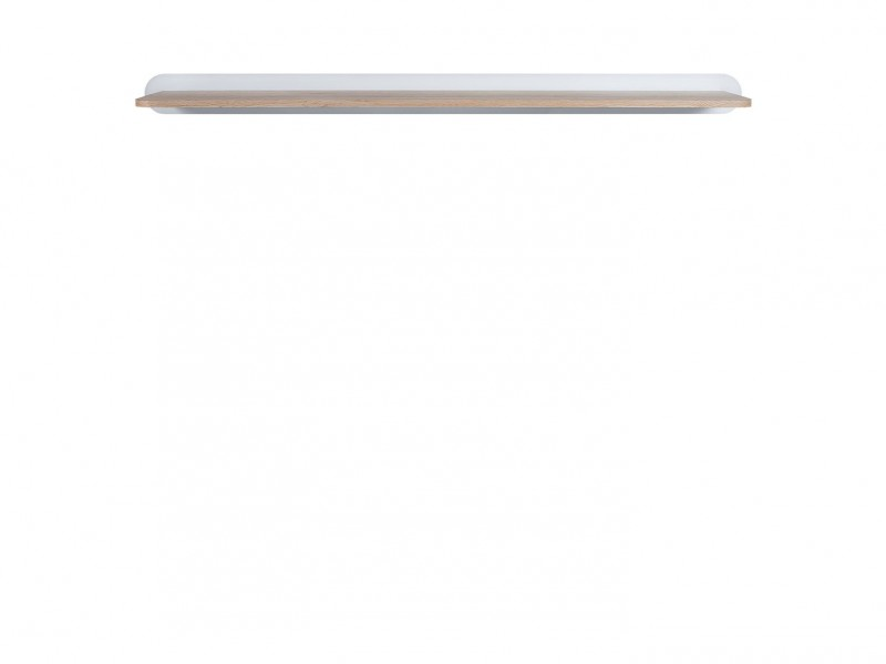 Wall Shelf - Byron (S220-P/1/15-BIP/DSAJ-KPL01)