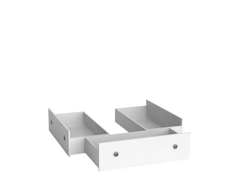 Nepo - Underbed Drawers for Double Bed (LOZ3S_OPCJA)