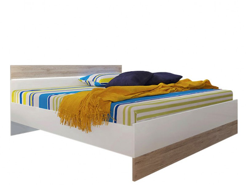 Mercur - King Size Bed (LOZ/160)
