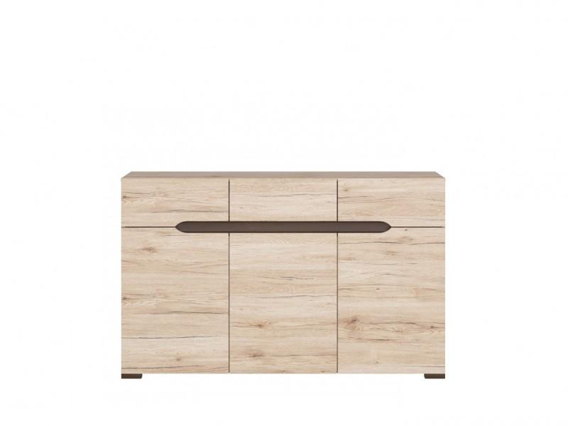 Elpasso - Sideboard Dresser Cabinet (KOM3D3S)