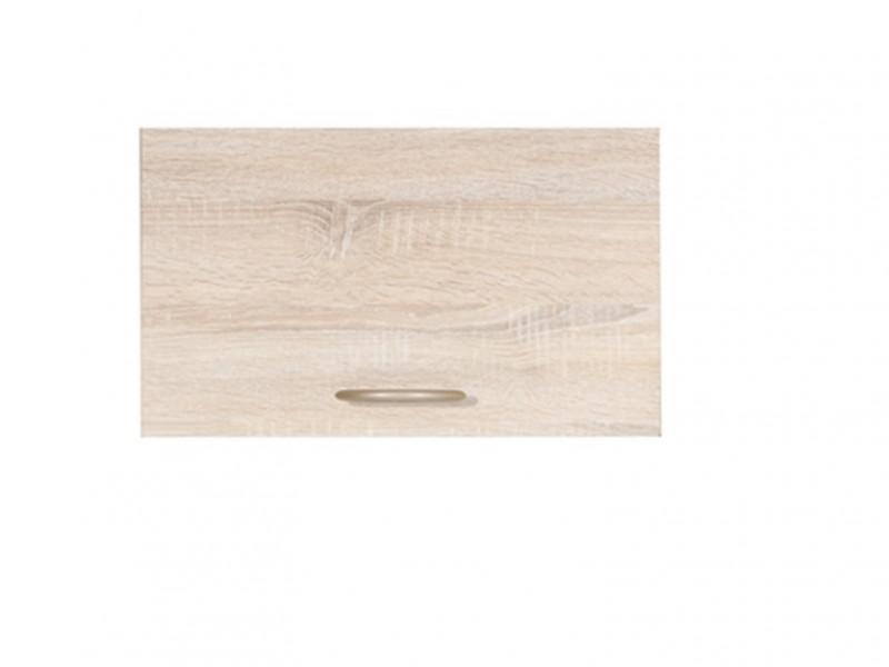 Modern Kitchen Extractor 500 Housing Wall Cabinet 50cm Unit Wenge/Sonoma Oak - Junona (K22-GO/50/30-WE/DSO-KPL01)