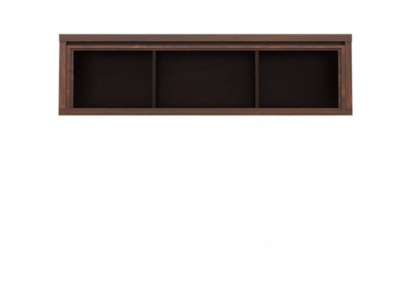 Kaspian II - Wall-Mounted Glass Fronted Cabinet  (SFW1W/140)