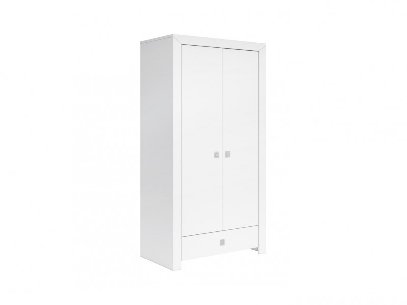 Mezo - Two Door Wardrobe (SZF2D1S/19/10)