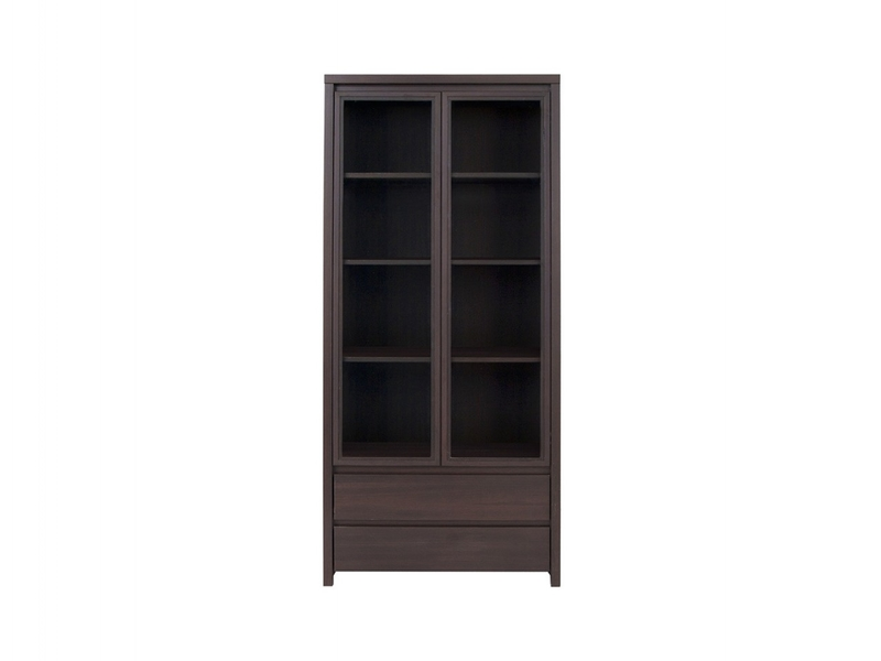 Kaspian - Glass-Fronted Display Cabinet (REG2W2S)