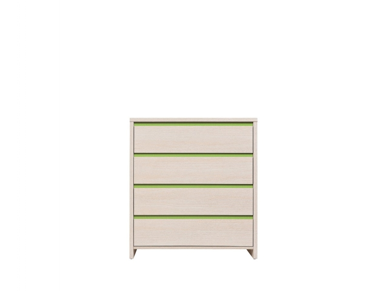 Numlock - Wide Chest of Drawers (KOM4S/80)