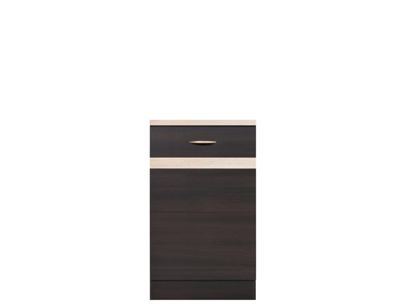 Junona Line - Lower Cupboard 50cm Right (D1D/50/82_P)