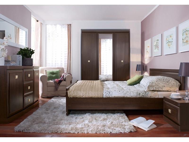 Oregon - King Size Bedroom Furniture Set