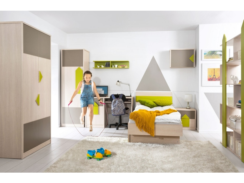 Children`s Room Furniture Set - Arrow