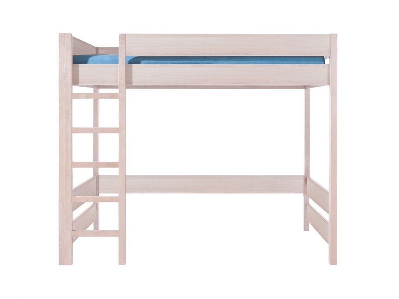 Hihot - Bunk Bed with mattress (LOZ/80/PIETRO/L)