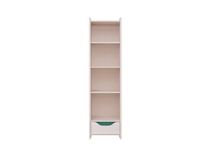 Hihot - Bookcase Shelf Cabinet With Drawer (REG1S)