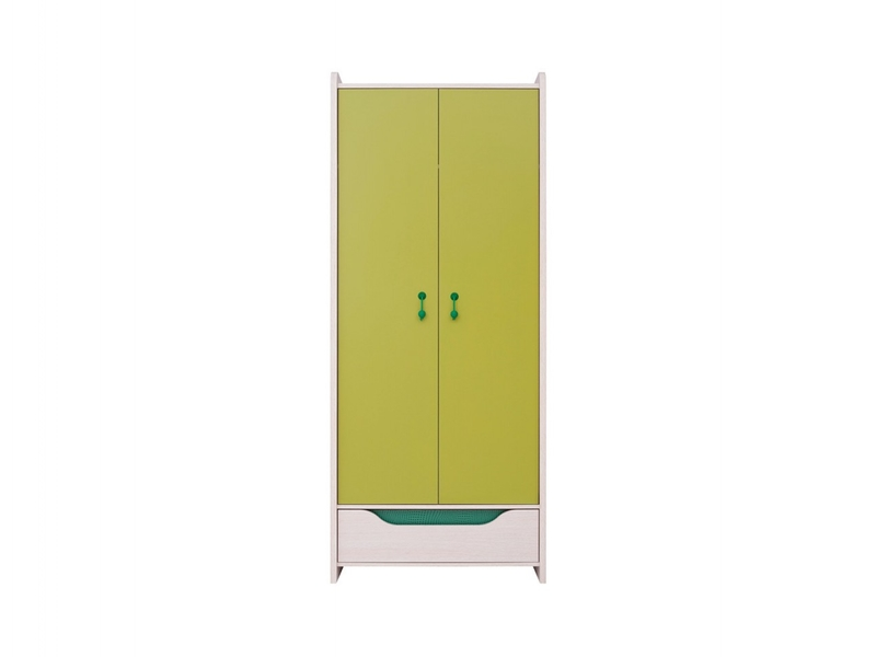 Hihot -Two Door Wardrobe (SZF2D1S)