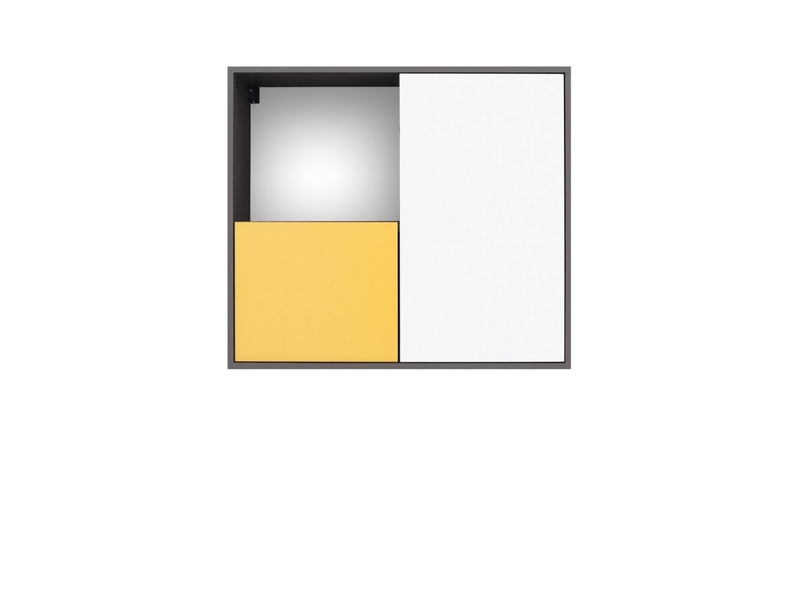 Graphic - Wall Mounted Cabinet Square (SFW2D/86/75)