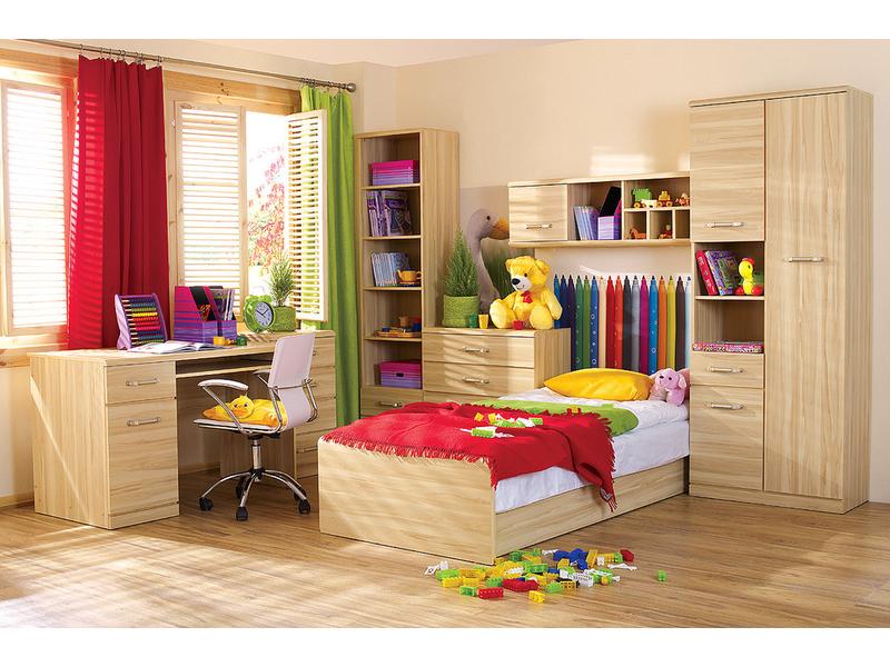 Indi - Children's Room Furniture Set 2