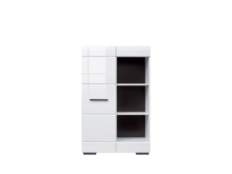 Fever - Cabinet in White Gloss (PREG1D/12/8)