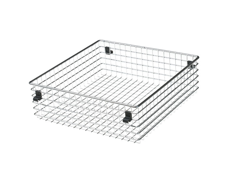 Roksana - Deep Wire Basket for Wardrobe (SZUF/60)