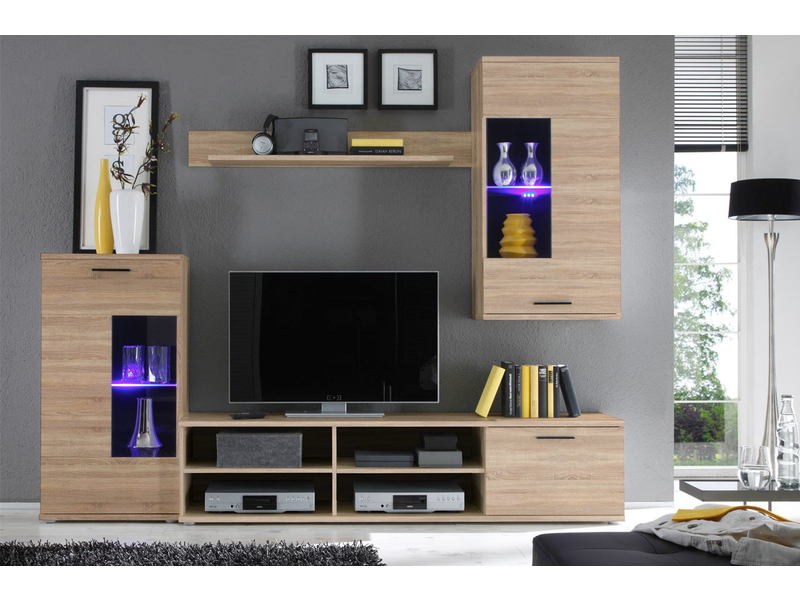 Frontal - Living Room Furniture Set
