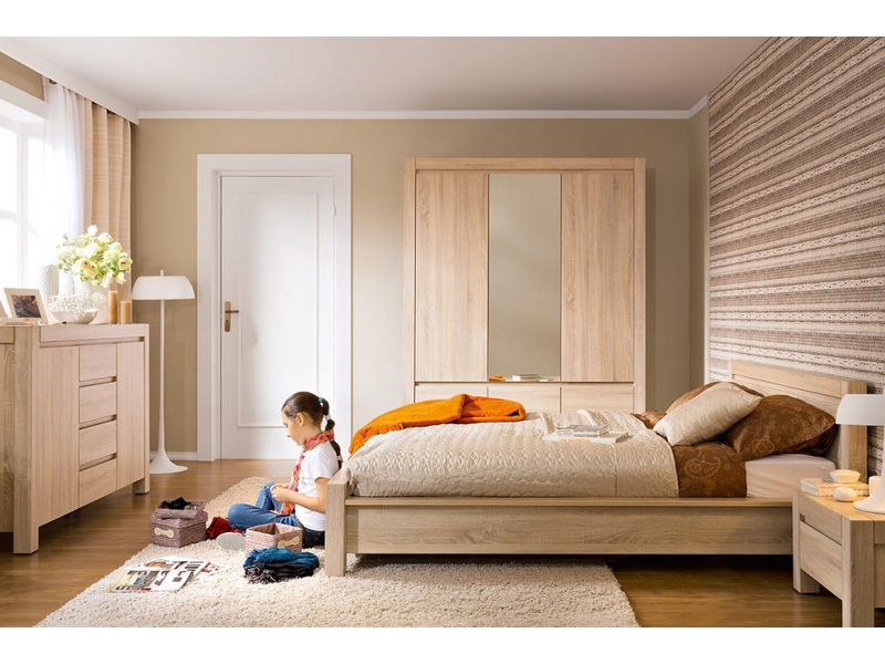 Agustyn - King Size Bedroom Furniture Set