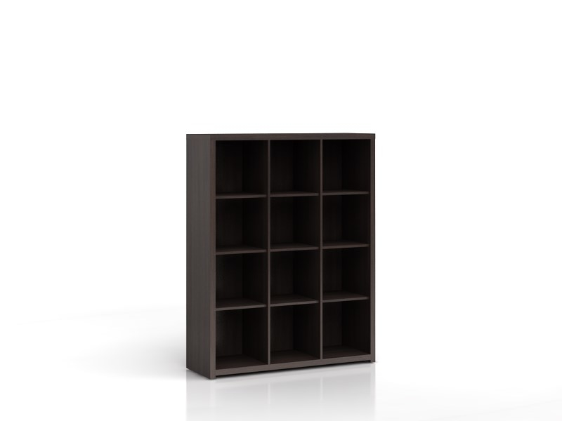 Nepo - Bookcase Shelf Cabinet (REG/15/12)