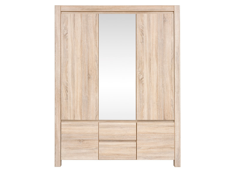 Agustyn - Three Door Wardrobe (SZF5D2S)