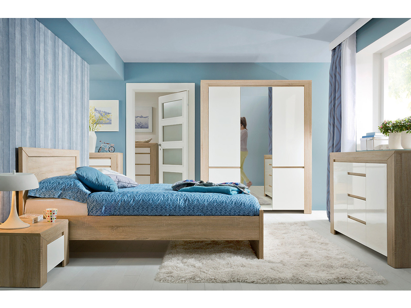 Danton - King Size Bedroom Furniture Set