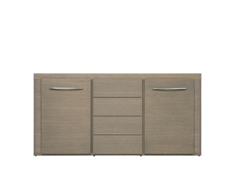 Iberia - Wide Sideboard Cupboard Dresser (KOM2D4S)