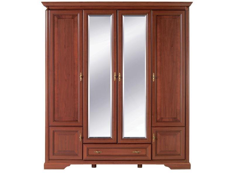 Stylius - Four Door Wardrobe (NSZF 4D1S)