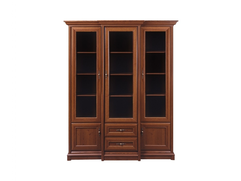 Kent - Glass-Fronted DisplayCabinet (EREG 3W2S)
