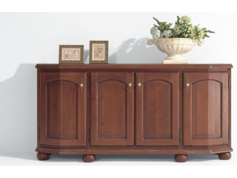 Wide Sideboard Dresser Cabinet - Bawaria (DKOM 4D)