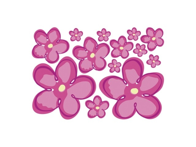 Ringo - Flower Furniture Stickers