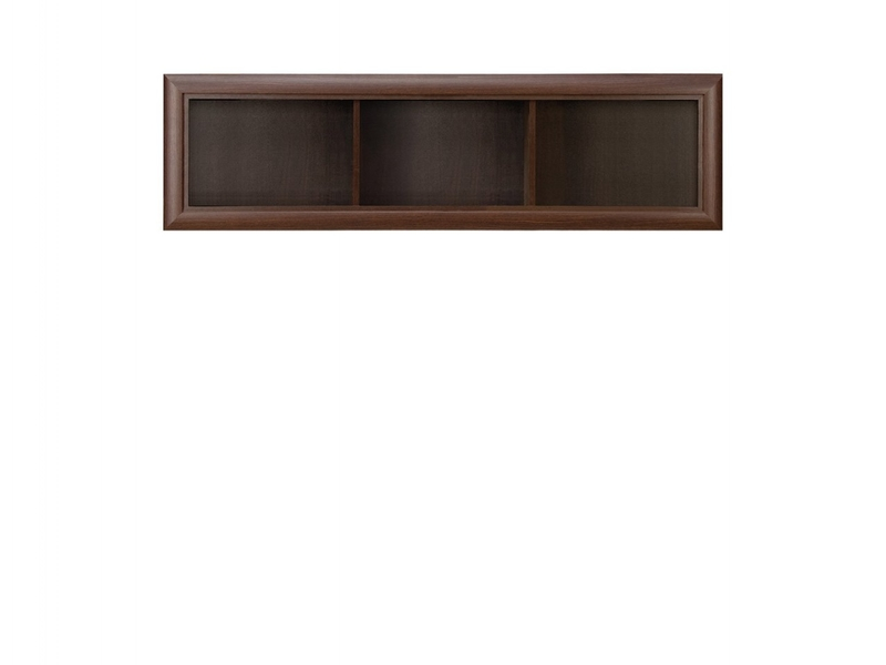 Koen - Wall-Mounted Glass-Fronted Cabinet  (SFW1W/148)