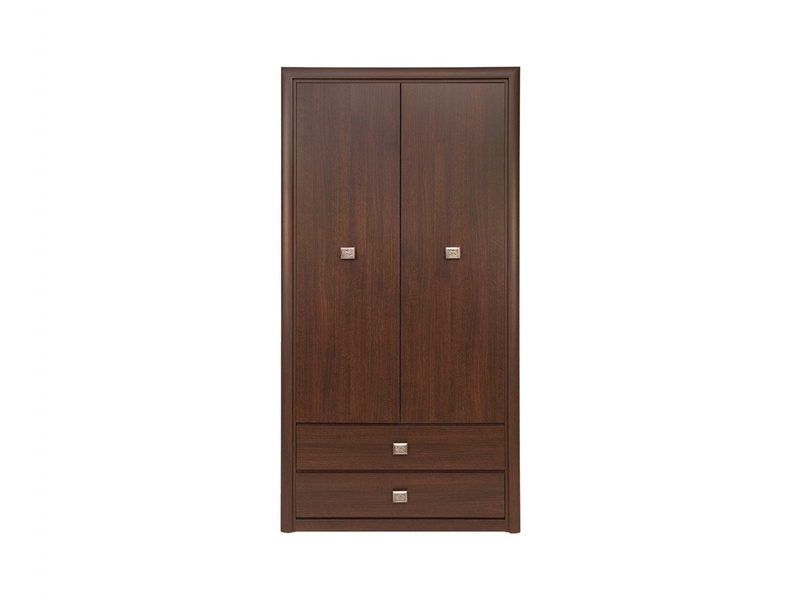Koen - Two Door Wardrobe (SZF2D2S)