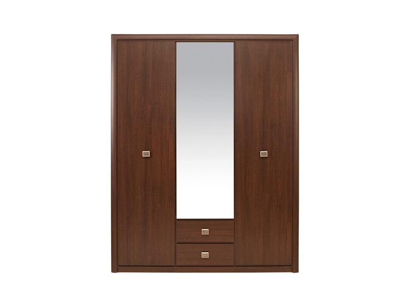 Koen - Three Door Wardrobe (SZF3D2S)