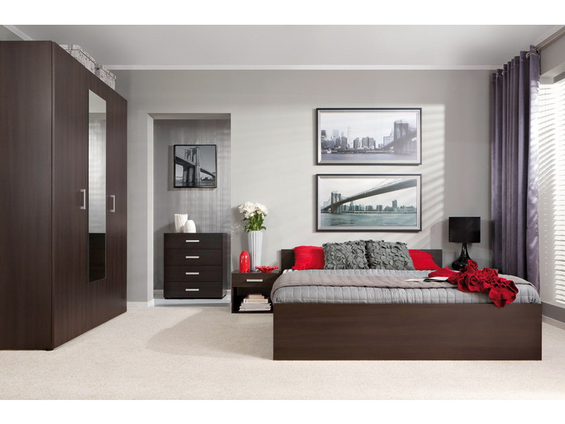 Libera - King Size Bedroom Furniture Set 2