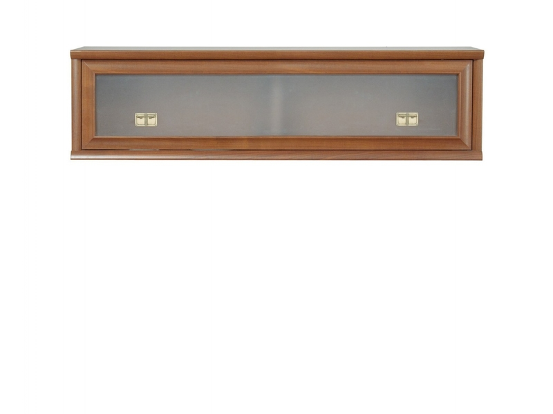 Bolden - Wall-Mounted Glass-Fronted Cabinet  (SFW1W/147)