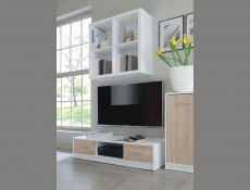 Wall Shelf Cabinet - Nepo (SFW/8/8)