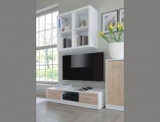 Nepo - Wall Shelf Cabinet (SFW/8/8)
