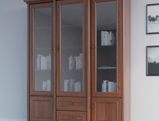 Glass Display Cabinet - Kent (EREG 3W2S)
