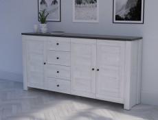 Wide Sideboard Dresser Cabinet - Antwerpen