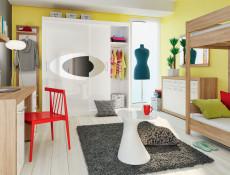 Dresser Sideboard Cabinet - Bigi (KOM2D4S/88)