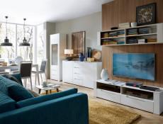 Wide Sideboard Dresser Cabinet - Dinaro