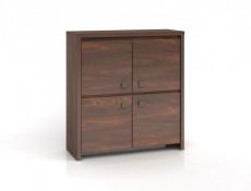 Kaspian II - Cabinet Sideboard Dresser  (KOM4D)