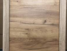 Kitchen Worktop 800 mm 80cm Golden Oak laminate finish - Junona