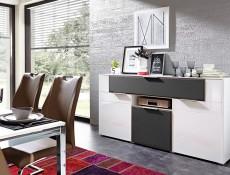 Median - Sideboard Dresser Cabinet (KOM3D1K/9/18)