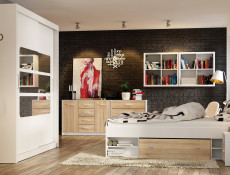 Underbed Storage Drawers for Double Bed - Nepo
