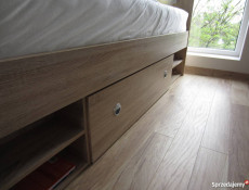 Underbed Drawers for Double Bed - Nepo (S301-LOZ3S_OPCJA-BI-KPL01)